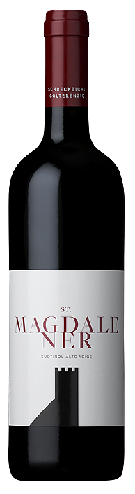 Vino rosso Santa Maddalena