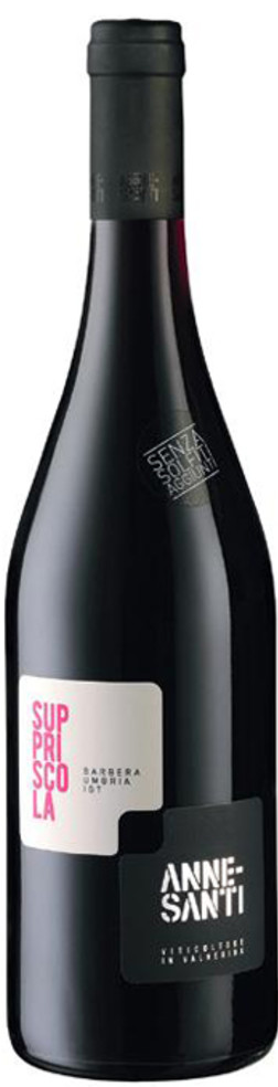 Vino rosso Suppriscola Umbria