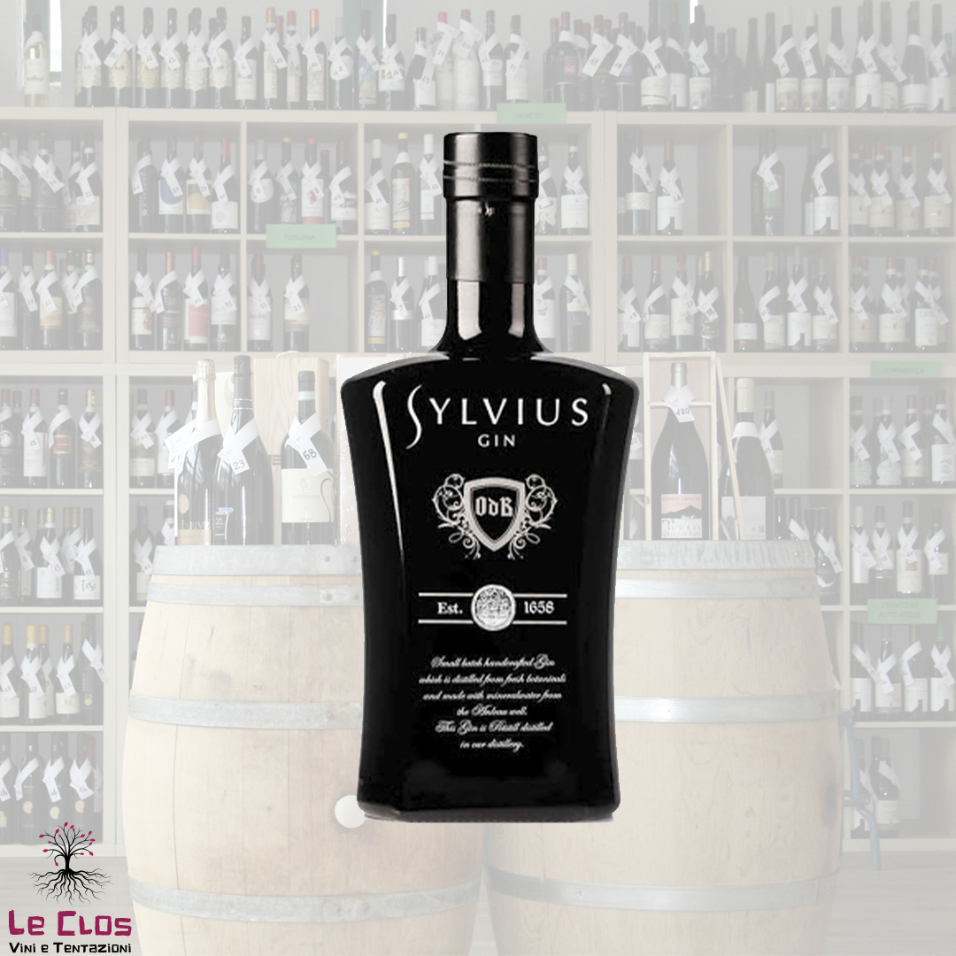 Distillato Sylvius ODB - Onder de Boompjes