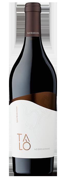 Vino rosso Talò Negroamaro Salento