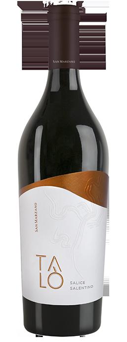 Vino rosso Talò Salice Salentino