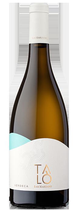 Vino bianco Talò Verdeca Puglia