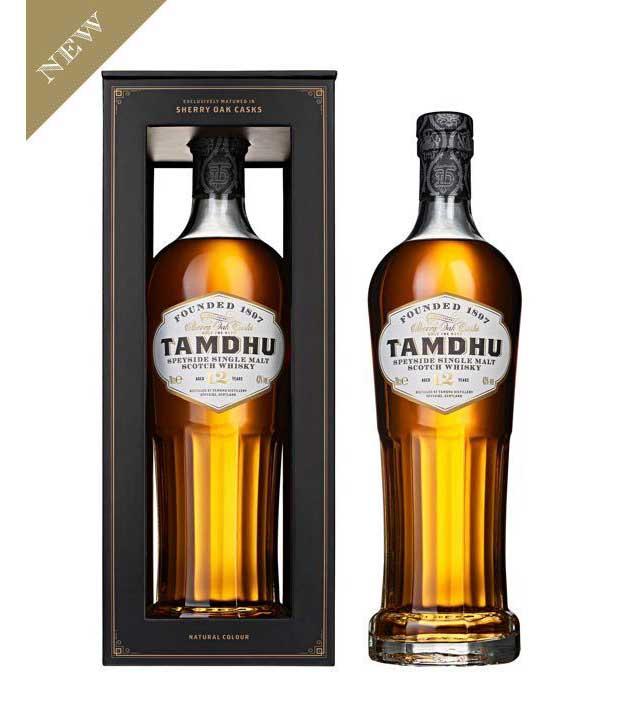 Confezione regalo Whisky 12yo Tamdhu