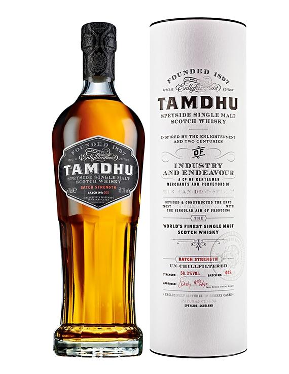 Confezione regalo Whisky Batch Strength Tamdhu
