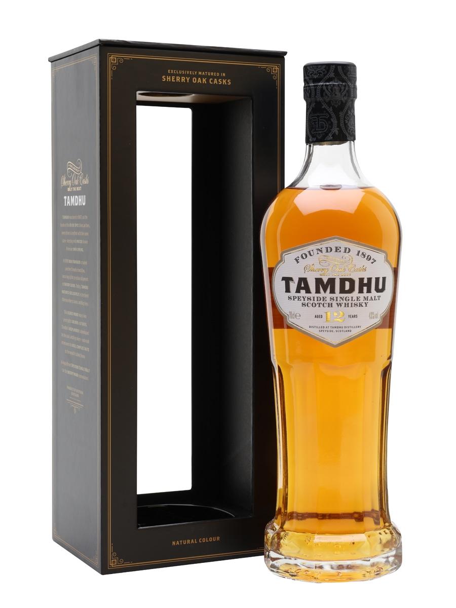 Distillato Whisky 12 anni Tamdhu