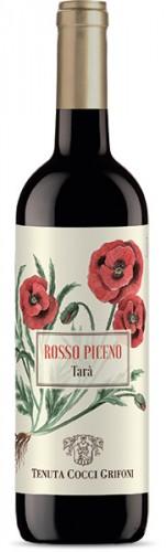 Vino rosso Tarà Rosso Piceno