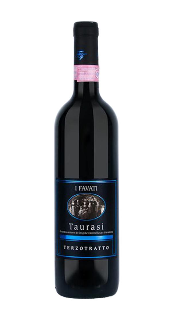 Vino rosso Taurasi Terzotratto