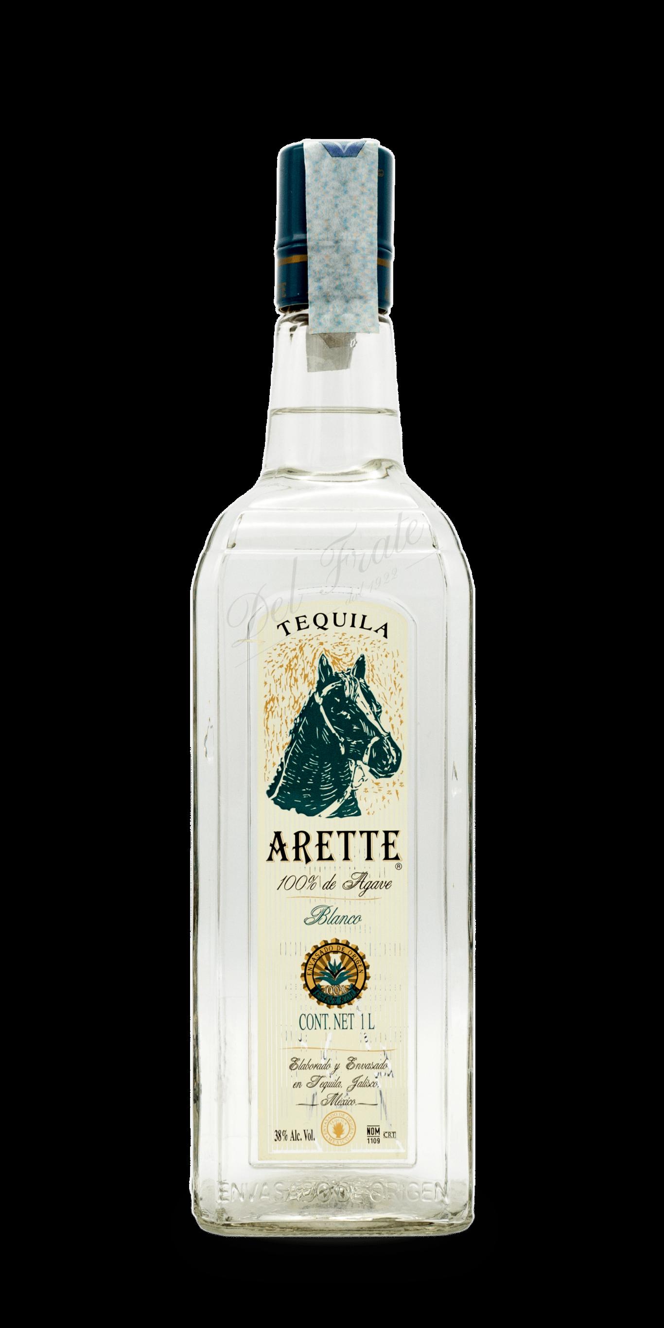 Distillato Tequila Blanco 100% Agave Azul Arette