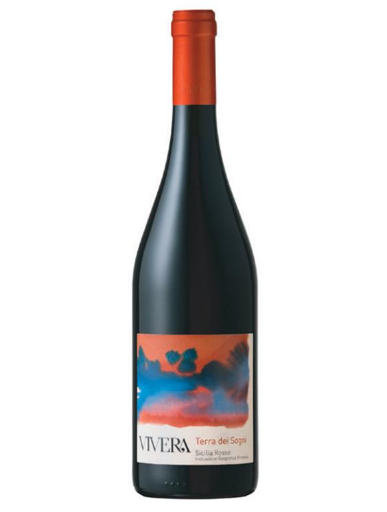 Vino rosso Terra dei Sogni Terre Siciliane