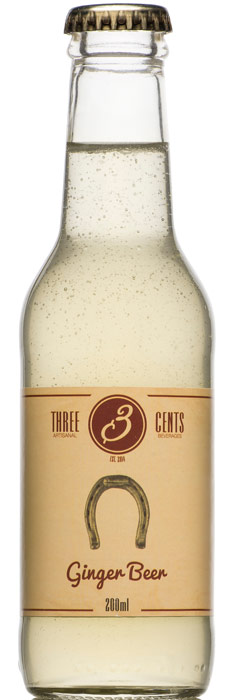 Distillato Ginger Beer   Three Cents