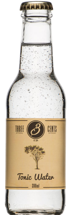 Distillato Tonic Water   Three Cents