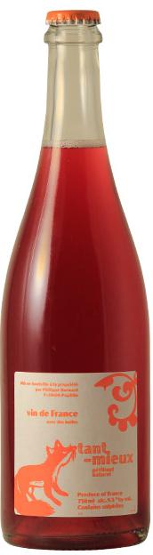 Vino rosato Tant Mieux Pétillant Rosé