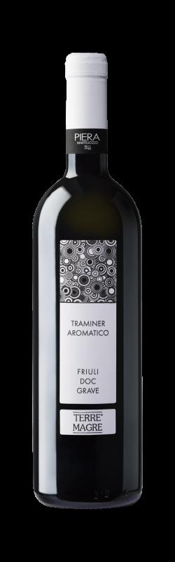 Vino bianco Traminer Aromatico Friuli Grave