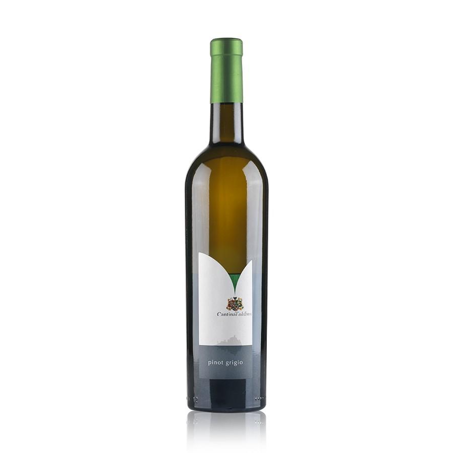 Vino bianco Pinot Grigio Trentino
