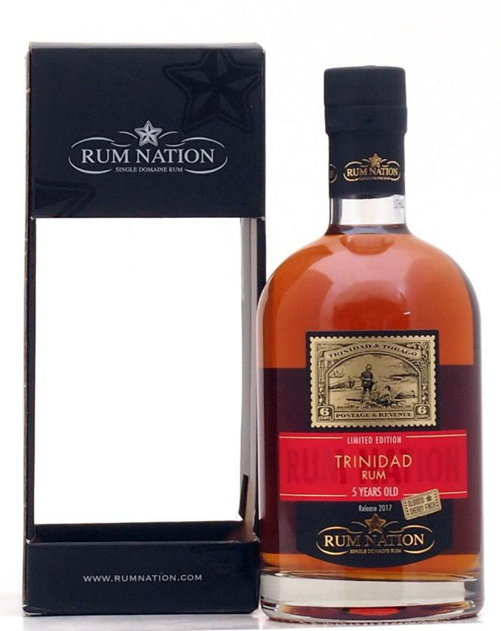 Distillato Rum Trinidad 5 YO Nation