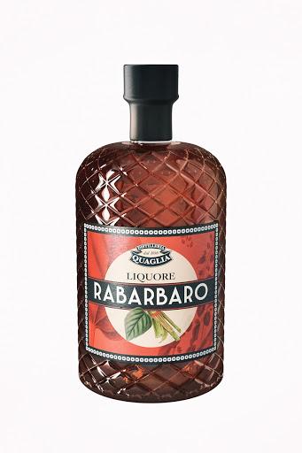 Distillato Liquore al Rabarbaro Distilleria Quaglia