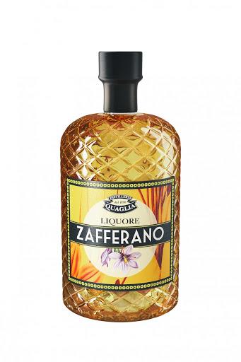 Distillato Liquore allo Zafferano Distilleria Quagli