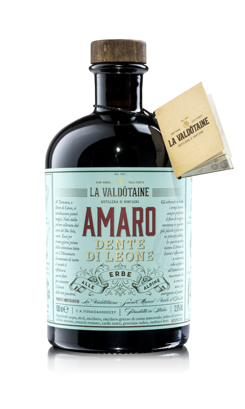 Confezione regalo Amaro Dente di Leone