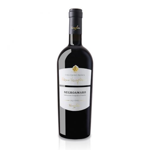 Vino rosso Negroamaro del Salento Cosimo Varvaglione