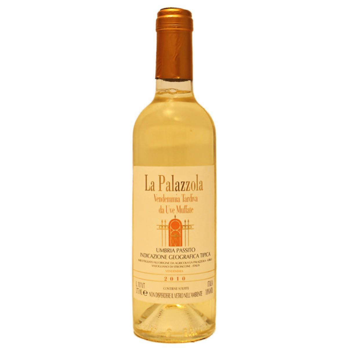 Vino rosso Vendemmia Tardiva da Uve Muffate Passito Umbria