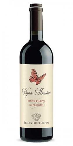 Vino rosso Vigna Messieri Rosso Piceno Superiore