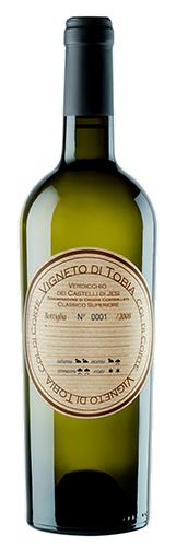 Vino bianco Vigneto di Tobia Verdicchio dei Castelli di Jesi Classico Superiore