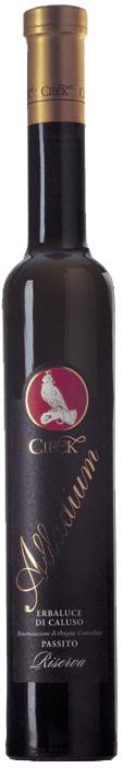 Vino bianco Alladium Riserva Erbaluce di Caluso Passito