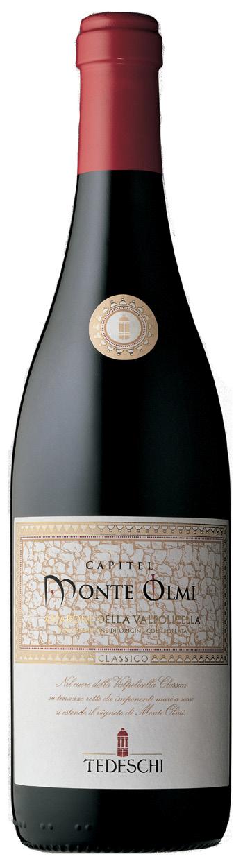 Vino rosso Amarone della Valpolicella Monte Olmi
