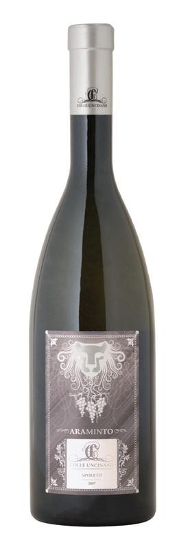 Vino bianco Araminto Silver Grechetto Colli Martani