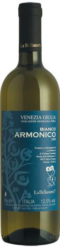 Vino bianco Armonico Bianco Venezia Giulia