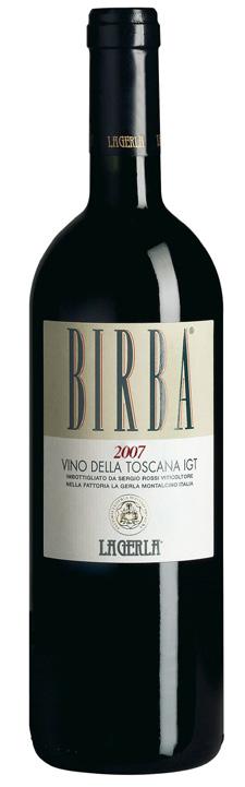 Vino rosso Birba Toscana Rosso