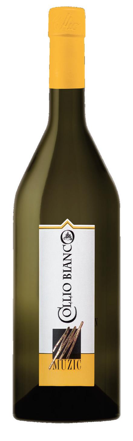 Vino bianco Bric Bianco Collio