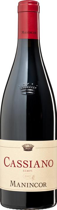 Vino rosso Cassiano Rosso Vigneti delle Dolomiti