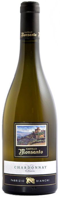Vino bianco Chardonnay Fabrizio Bianchi Toscana bianco