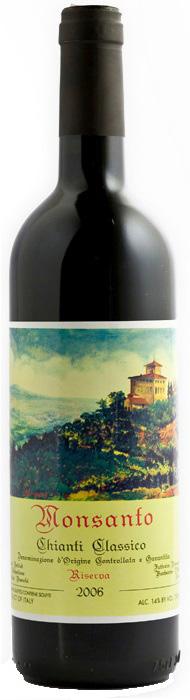 Vino rosso Chianti Classico Riserva