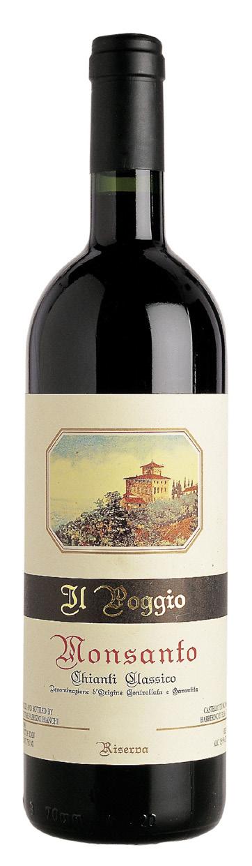 Vino rosso Chianti Classico Riserva Il Poggio