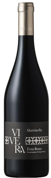 Vino rosso Etna Rosso Martinella