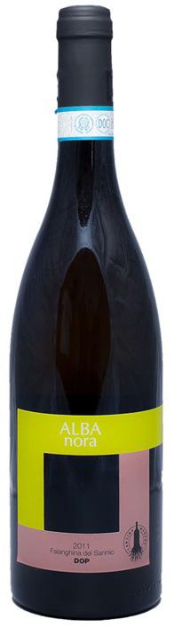 Vino bianco Falanghina del Sannio Albanora