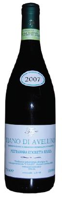 Vino bianco Fiano di Avellino Etichetta Bianca