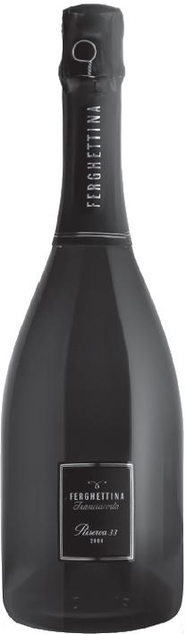 Vino rosso Franciacorta Pas Dosè Riserva 33