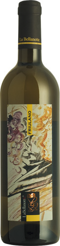 Vino bianco Friuliano Friuli Isonzo 2018