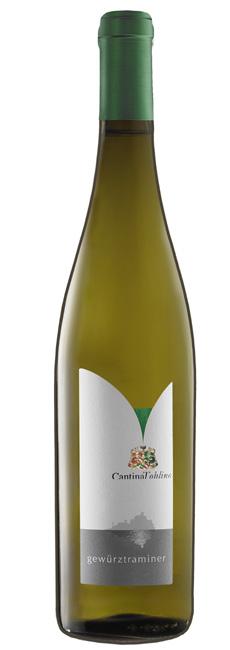 Vino bianco Gewurztraminer Trentino