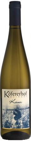Vino bianco Kerner Alto Adige Valle Isarco