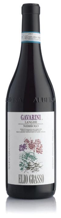 Vino rosso Langhe Nebbiolo Gavarini