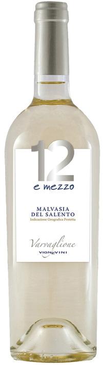 Vino bianco Malvasia bianca del Salento