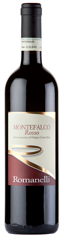 Vino rosso Montefalco Rosso