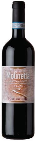Vino rosso Montefalco Rosso Riserva Molinetta