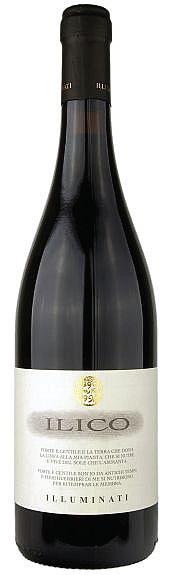 Vino rosso Montepulciano d'Abruzzo Ilico 2016