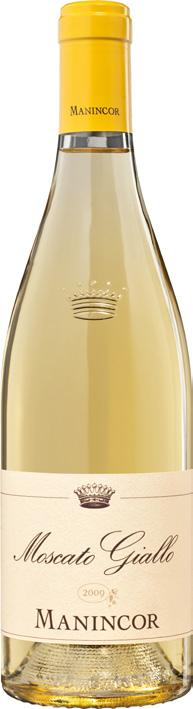 Vino bianco Moscato Giallo Alto Adige 2016
