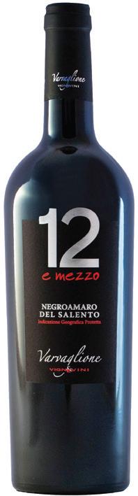 Vino rosso Negroamaro del Salento